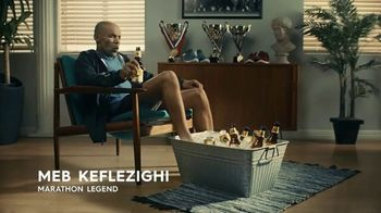 Marathon Brewing Company 26.2 TV Spot, 'Ice' Featuring Meb Keflezighi