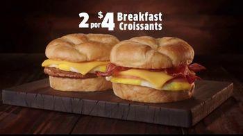 Jack in the Box Breakfast Croissants TV Spot, 'Envidia' [Spanish] - Thumbnail 2