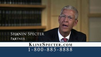 Kline & Specter TV Spot, 'One Big Difference' - Thumbnail 2