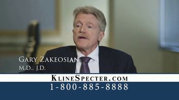 Kline & Specter TV Spot, 'One Big Difference'