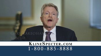 Kline & Specter TV Spot, 'One Big Difference' - Thumbnail 8
