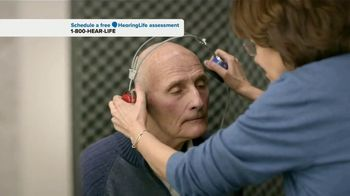 HearingLife TV Spot, 'Hearing for the First Time' - Thumbnail 7