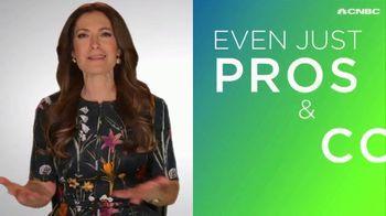 Acorns TV Spot, 'CNBC: Make Good Decisions' Featuring Suzy Welch - Thumbnail 4