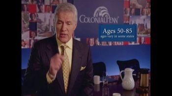 Colonial Penn TV Spot, 'Locks: Beneficiary Planner' Featuring Alex Trebek - Thumbnail 1