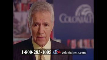 Colonial Penn TV Spot, 'Locks: Beneficiary Planner' Featuring Alex Trebek - 4 commercial airings