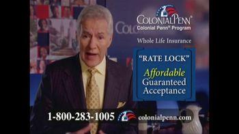 Colonial Penn TV Spot, 'Locks: Beneficiary Planner' Featuring Alex Trebek - Thumbnail 4