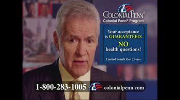 Colonial Penn TV Spot, 'Locks: Beneficiary Planner' Featuring Alex Trebek - Thumbnail 7