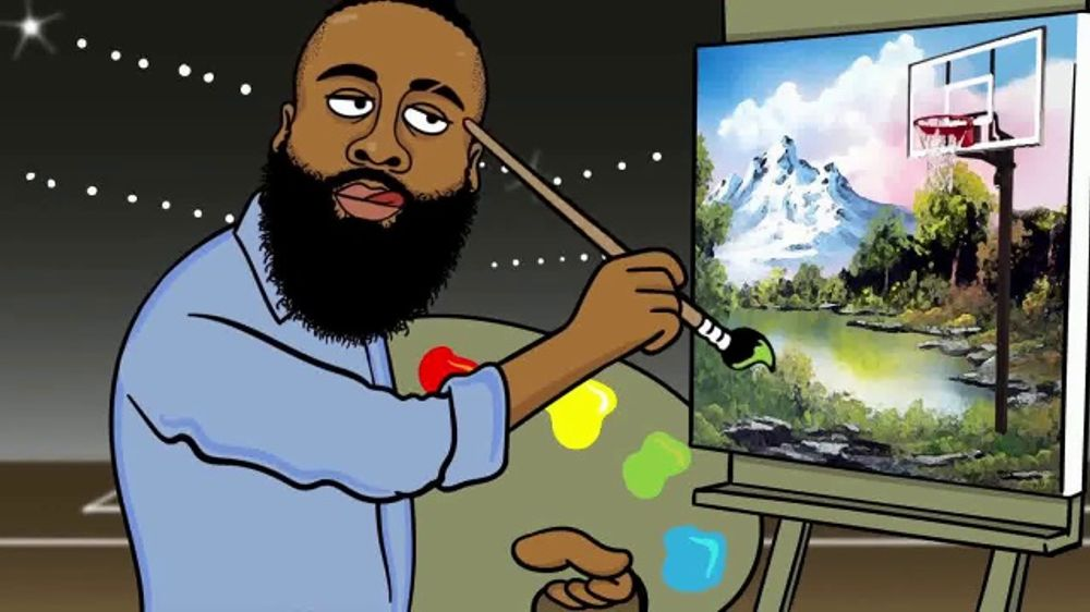 Bleacher Report App TV Commercial, 'In the Paint'