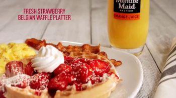 Perkins Restaurant & Bakery TV Spot, 'Strawberry Season' - Thumbnail 9