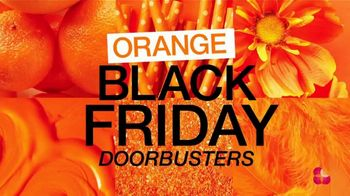 Stage Stores Orange Black Friday Sale TV Spot, 'Doorbusters' - Thumbnail 1