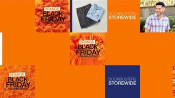 Stage Stores Orange Black Friday Sale TV Spot, 'Doorbusters' - Thumbnail 2