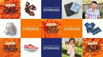 Stage Stores Orange Black Friday Sale TV Spot, 'Doorbusters' - Thumbnail 3