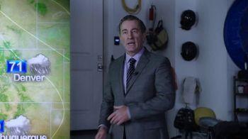 Orbit B-Hyve TV Spot, 'Weatherman' - Thumbnail 5