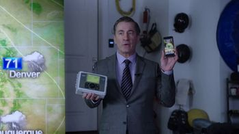 Orbit B-Hyve TV Spot, 'Weatherman' - Thumbnail 8