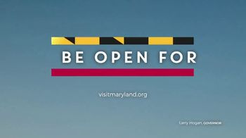 Visit Maryland TV Spot, 'Open for Vacation' - Thumbnail 10