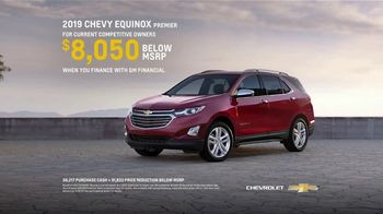2019 Chevrolet Equinox TV Spot, 'Logo Switch' [T2] - Thumbnail 9