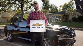 2019 Chevrolet Equinox TV Spot, \'Logo Switch\' [T2]