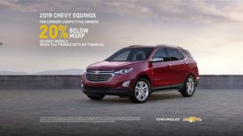 2019 Chevrolet Equinox TV Spot, 'Logo Switch' [T2] - Thumbnail 8