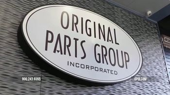 OPGI Original Parts Group Inc TV Spot, 'Extensive Catalogs' Featuring Cristy Lee - Thumbnail 2