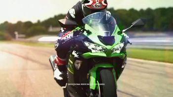 Kawasaki Good Times Sales Event TV Spot, 'Let the Good Times Roll' Jonathan Rea, Cristy Lee - Thumbnail 1