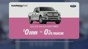 AutoNation Super Zero Event TV Spot, '2018 and 2019 Ford F-150's'
