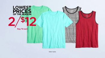 Kohl's Lowest Prices of the Season TV Spot, 'Tank Tops & The Big One' - Thumbnail 5