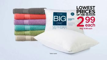 Kohl's Lowest Prices of the Season TV Spot, 'Tank Tops & The Big One' - Thumbnail 7