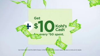 Kohl's Lowest Prices of the Season TV Spot, 'Tank Tops & The Big One' - Thumbnail 8