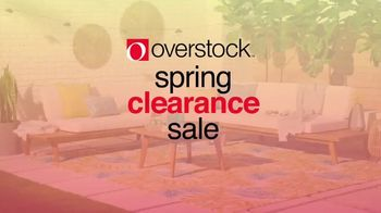Overstock.com Spring Clearance Sale TV Spot, 'Top Products at Clearance Prices' - Thumbnail 2