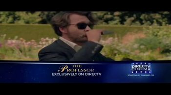 DIRECTV Cinema TV Spot, 'The Professor' - Thumbnail 3