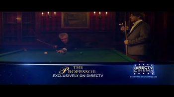 DIRECTV Cinema TV Spot, 'The Professor' - Thumbnail 5