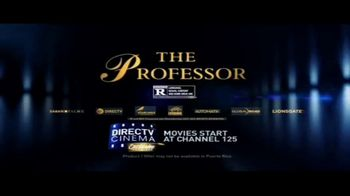 DIRECTV Cinema TV Spot, 'The Professor' - Thumbnail 7