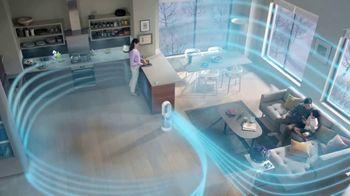 Dyson Pure Hot + Cool TV Spot, 'Pollutants'