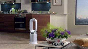 Dyson Pure Hot + Cool TV Spot, 'Pollutants' - Thumbnail 5