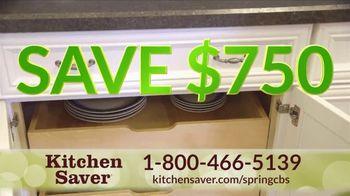 Kitchen Saver TV Spot, 'Spring Credit' - Thumbnail 5