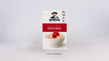 Quaker TV Spot, 'The Health Hero' - Thumbnail 1