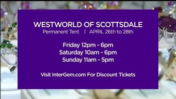 International Gem & Jewelry Show Inc. TV Spot, '2019 Westworld of Scottsdale' - Thumbnail 9
