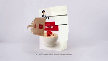 Quaker Instant Oats TV Spot, 'Do Right by Your Digestion' - Thumbnail 2