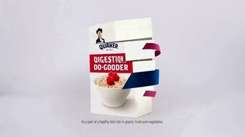 Quaker Instant Oats TV Spot, 'Do Right by Your Digestion' - Thumbnail 6