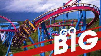 Six Flags Season Pass Sale TV Spot, 'Now Open Weekends' - Thumbnail 10