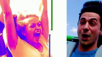 Six Flags Season Pass Sale TV Spot, 'Now Open Weekends' - Thumbnail 8