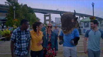 Visit Buffalo Niagara TV Spot, 'Meet the Unexpected Buffalo' - Thumbnail 9