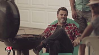 J-B Weld TV Spot, 'When Strength Matters' Featuring Nick Offerman - 577 commercial airings