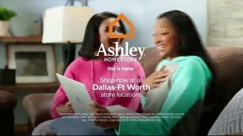 Ashley HomeStore Lowest Prices of the Season TV Spot, 'Sofas, Beds & Outdoor Sets' Song by Midnight Riot - Thumbnail 10
