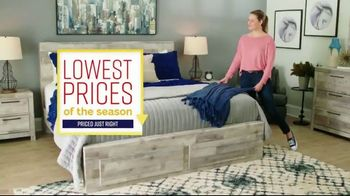 Ashley HomeStore Lowest Prices of the Season TV Spot, 'Sofas, Beds & Outdoor Sets' Song by Midnight Riot - Thumbnail 2