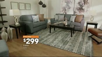 Ashley HomeStore Lowest Prices of the Season TV Spot, 'Sofas, Beds & Outdoor Sets' Song by Midnight Riot - Thumbnail 3