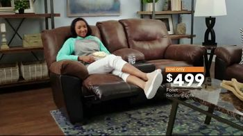 Ashley HomeStore Lowest Prices of the Season TV Spot, 'Sofas, Beds & Outdoor Sets' Song by Midnight Riot - Thumbnail 5