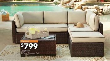 Ashley HomeStore Lowest Prices of the Season TV Spot, 'Sofas, Beds & Outdoor Sets' Song by Midnight Riot - Thumbnail 6
