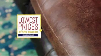 Ashley HomeStore Lowest Prices of the Season TV Spot, 'Sofas, Beds & Outdoor Sets' Song by Midnight Riot - Thumbnail 8