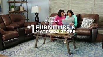 Ashley HomeStore Lowest Prices of the Season TV Spot, 'Sofas, Beds & Outdoor Sets' Song by Midnight Riot - Thumbnail 9